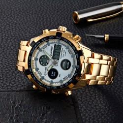 Reloj de Hombre Dorado...