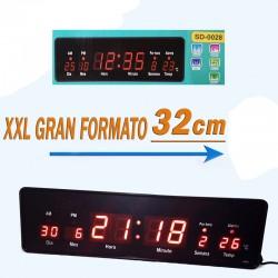 Reloj de Pared Digital...
