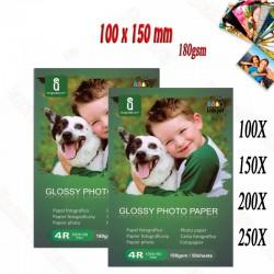 Papel Fotografico 10x15...