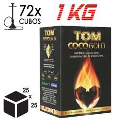 Carbón para Cachimba 1KG...
