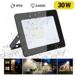 Foco LED Exterior de 30W Proyector